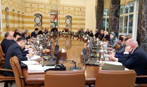 ماذا سيناقش مجلس الوزراء في جلسة الثلاثاء؟