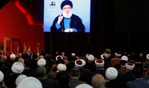 """هل ينسف """"حزب الله"""" وساطة واشنطن لحل أزمة الحدود؟"""