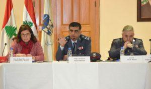 اللواء عثمان: نقوم بعملنا على أساس فعل وردة فعل