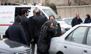استئناف عمليات البحث عن الطائرة المفقودة في ايران