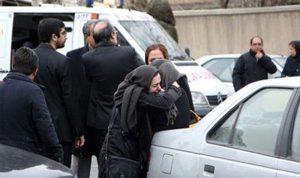 العثور على حطام الطائرة الإيرانية المفقودة
