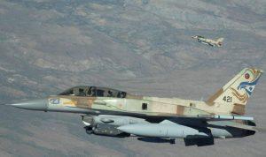 مقاتلات إسرائيلية تشن غارة على شرق مدينة غزة