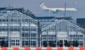 بالصور… طائرة شقيقة زعيم كوريا الشمالية في كوريا الجنوبية!