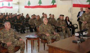 نساء «يقتحمن» الجيش اللبناني