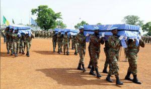 مقتل 4 جنود من الأمم المتحدة بعبوة ناسفة في مالي