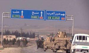 """الجيش السوري يتفق مع """"قسد"""" لدخول منبج"""