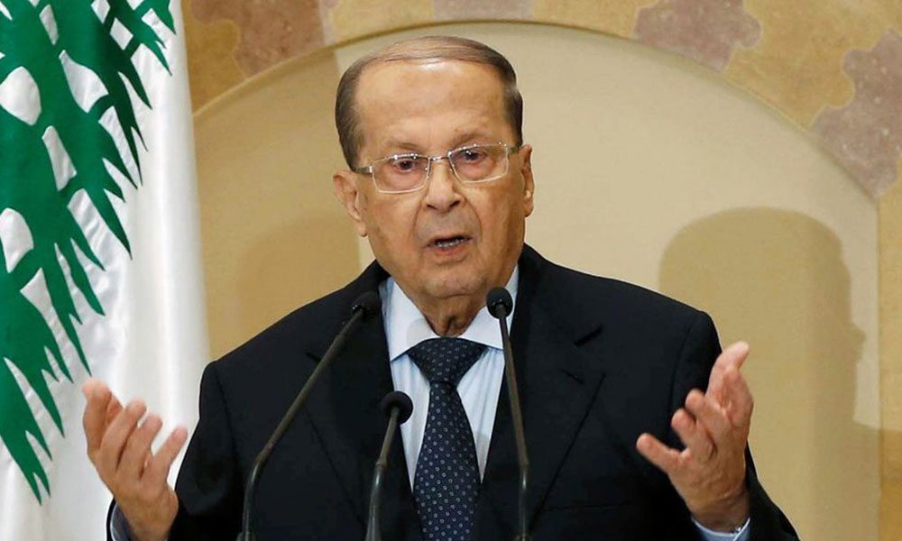 عون: نهوض لبنان لن يتم إلا مع إصلاحات
