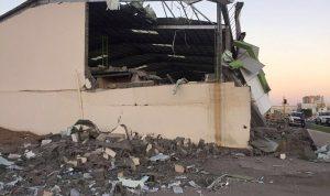 إطلاق صاروخ على تجمع للجنود السعوديين بنجران