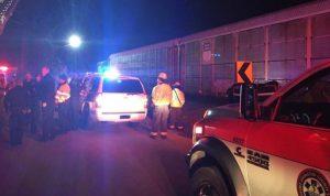 تصادم بين قطارين في كارولينا يوقع قتلى وعشرات الجرحى