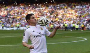 ريال مدريد يسعى لاستعادة رودريغيز