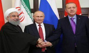 بوتين وأردوغان وروحاني سيجتمعون في اسطنبول