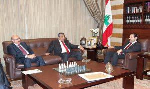 رئيس الصندوق الكويتي للتنمية في بيت الوسط