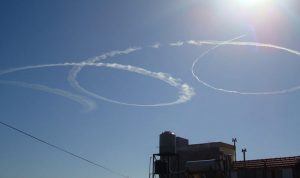 تحليق مكثف للطيران الاسرائيلي فوق صيدا