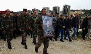 مقتل ضابط كبير في سوريا