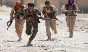 وحدات الحماية الكردية تتجه الى عفرين