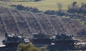 تركيا تقيم موقعا عسكريا في حلب
