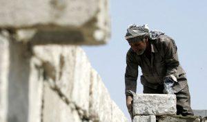 ازدياد العمالة السورية في معظم القطاعات