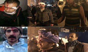 بالفيديو والصور… مقتل 3 ضباط إيرانيين باشتباكات في طهران