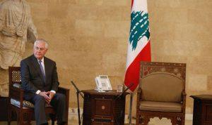 """""""ضجة"""" بسبب انتظار تيلرسون وحيداً.. وجمهور """"حزب الله"""" يرحّب بـ""""إنجاز""""!"""