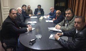 اتحاد نقابات العمال استنكر الإهمال تجاه طرابلس