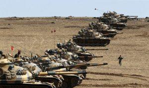 مقتل 5 جنود أتراك في عفرين