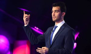 الحريري يدعم المخترع اللبناني وسيم الحريري
