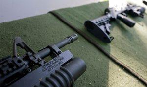 أسلحة أميركية للبيع عبر الانترنت في سوريا
