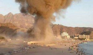 قتلى وجرحى بتفجيرين مزدوجين في عدن