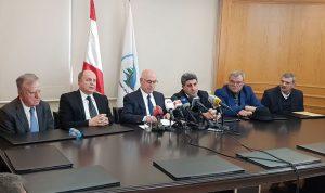 فنيانوس أعلن عن خطة وطنية لتنظيم النقل البري