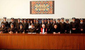 19 ضابطا في الأمن العام أقسموا اليمين القانونية