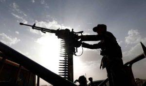 اعتراض طائرة مسيّرة أطلقتها الجماعات الحوثية باتجاه السعودية