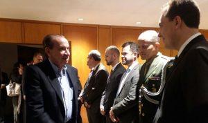 نونيس وصل إلى بيروت: استبعد أي تصعيد اسرائيلي