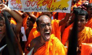رئيس سريلانكا يرفع حظر التجول