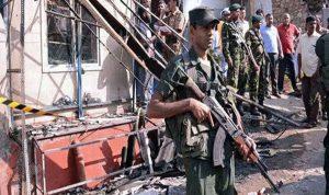مواجهات بين الشرطة ومثيري الشغب في سريلانكا