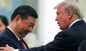 ترامب: الصين متعاونة معنا بملف بيونغ يانغ
