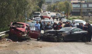 قتيل بحادث سير مروّع في البترون