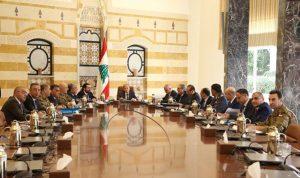 مؤتمر روما 2 على طاولة المجلس الأعلى للدفاع