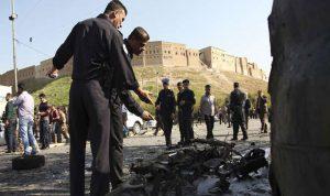 تنديد دولي بالهجوم على القاعدة الأميركية في أربيل