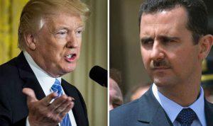 هل سيضرب ترامب الأسد؟