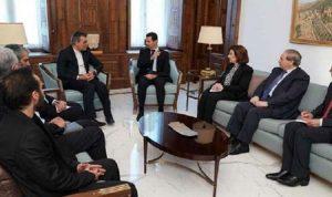 الأسد: الشعب هو صاحب القرار
