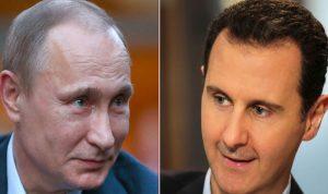 أزمة ثقة بين الأسد والكرملين