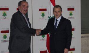 نونيس: لتقاسم مسؤولية النزوح مع لبنان