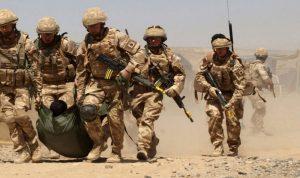 مقتل جندي بريطاني في سوريا