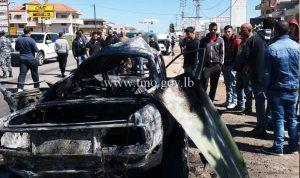بالصور… قتيل بحادث سير على طريق المصنع – راشيا