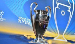 دوري أبطال أوروبا: مواجهتان ناريتان بدور الثمانية
