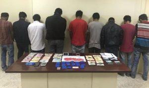عصابة بنغلادشية تروّج للمخدرات في لبنان