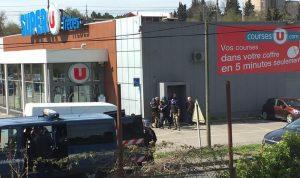 إطلاق رهائن واحتجاز شرطي جنوبي فرنسا