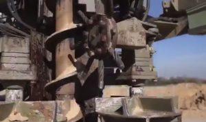 """بالفيديو… """"عملية عسكرية"""" على حدود غزة!"""