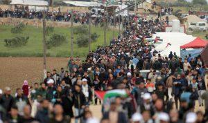 قتيلان ونحو 100 جريح برصاص الجيش الإسرائيلي في غزة