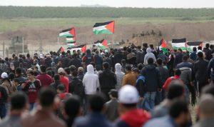 إصابة 6 فلسطينيين برصاص الجيش الإسرائيلي في غزة